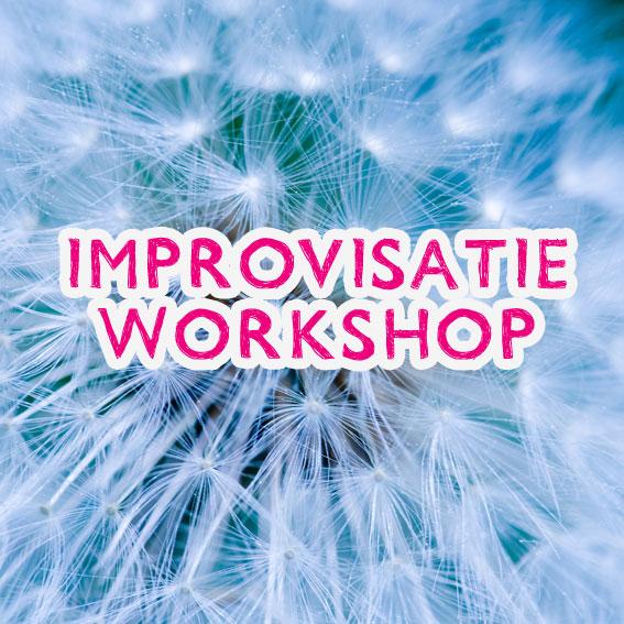 Improvisatieworkshop