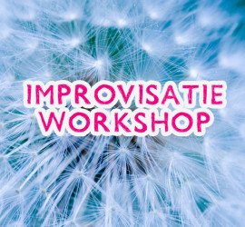 Improvisatieworkshop
